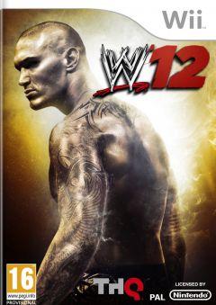 Jaquette de WWE 12 Wii