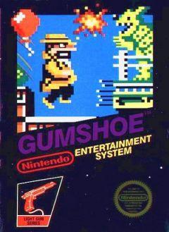 Jaquette de Gumshoe NES