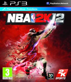 Jaquette de NBA 2K12 PlayStation 3