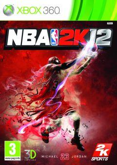 Jaquette de NBA 2K12 Xbox 360
