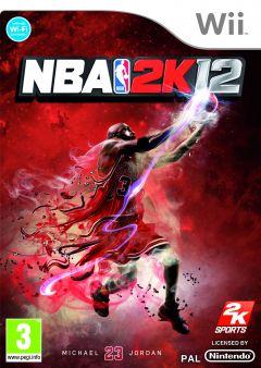 Jaquette de NBA 2K12 Wii