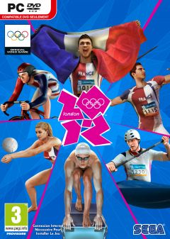 Jaquette de Londres 2012 : Le Jeu Vidéo Officiel des Jeux Olympiques PC