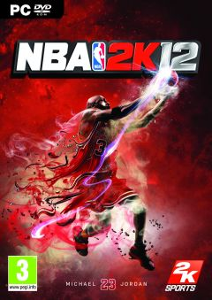 Jaquette de NBA 2K12 PC