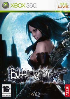 Jaquette de Bullet Witch Xbox 360