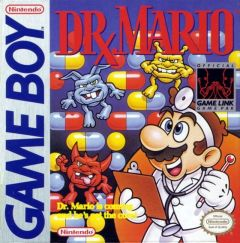 Jaquette de Dr. Mario Game Boy