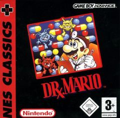Jaquette de Dr. Mario Game Boy Advance