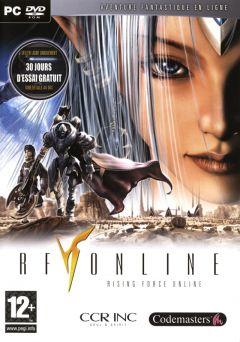 Jaquette de RF Online PC
