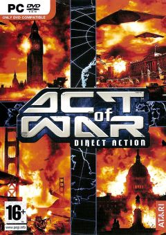 Jaquette de Act of War : Direct Action PC