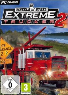 Jaquette de 18 Wheels of Steel : Extreme Trucker 2 PC