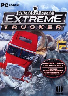 Jaquette de 18 Wheels of Steel : Extreme Trucker PC
