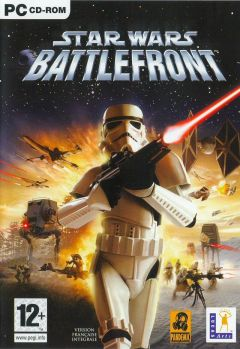 Jaquette de Star Wars Battlefront (original) PC