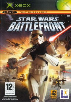 Jaquette de Star Wars Battlefront (original) Xbox