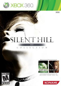 Jaquette de Silent Hill HD Collection Xbox 360