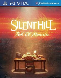 Jaquette de Silent Hill : Book of Memories PS Vita