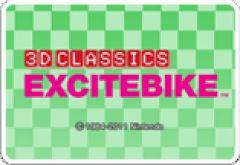 Jaquette de 3D Classics Excitebike Nintendo 3DS