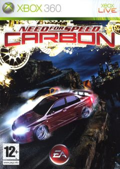 Jaquette de Need for Speed Carbon Xbox 360