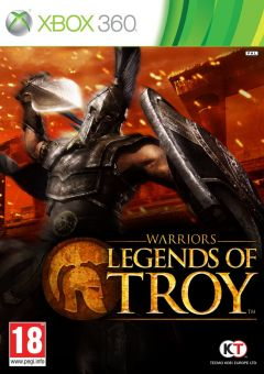 Jaquette de Warriors : Legends of Troy Xbox 360
