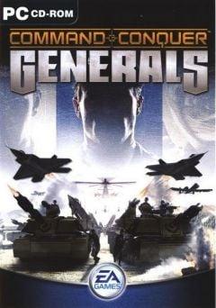 Jaquette de Command & Conquer : Generals PC