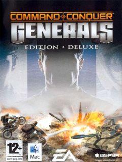 Jaquette de Command & Conquer : Generals Mac
