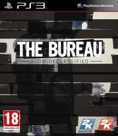 Jaquette de The Bureau : XCOM Declassified PlayStation 3