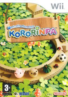 Jaquette de Kororinpa Wii
