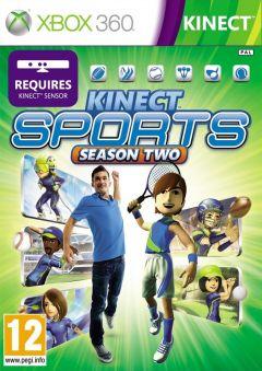 Jaquette de Kinect Sports Season 2 Xbox 360