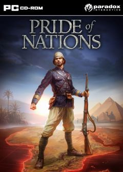 Jaquette de Pride of Nations PC