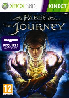 Jaquette de Fable : The Journey Xbox 360