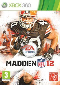 Jaquette de Madden NFL 12 Xbox 360