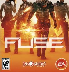 Jaquette de Fuse PlayStation 3