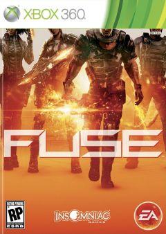 Jaquette de Fuse Xbox 360