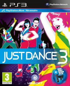 Jaquette de Just Dance 3 PlayStation 3