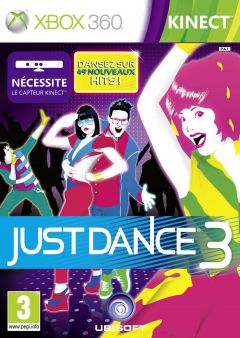 Jaquette de Just Dance 3 Xbox 360