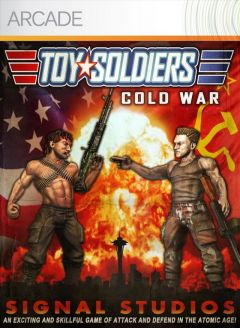 Jaquette de Toy Soldiers : Cold War Xbox 360