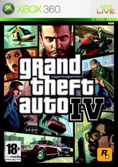 Jaquette de Grand Theft Auto IV Xbox 360