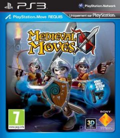Jaquette de Medieval Moves PlayStation 3