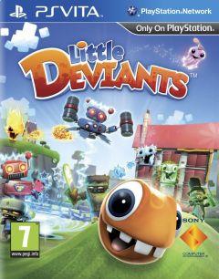 Jaquette de Little Deviants PS Vita