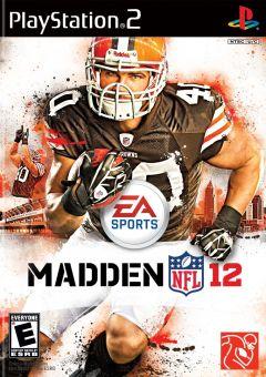 Jaquette de Madden NFL 12 PlayStation 2