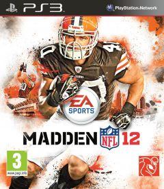 Jaquette de Madden NFL 12 PlayStation 3