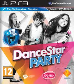 Jaquette de DanceStar Party PlayStation 3