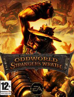 Jaquette de Oddworld : La Fureur de l'Etranger PS Vita