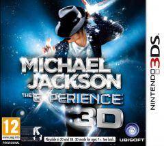 Jaquette de Michael Jackson : The Experience Nintendo 3DS