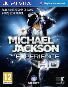 Jaquette de Michael Jackson : The Experience PS Vita