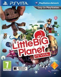Jaquette de LittleBigPlanet Vita PS Vita