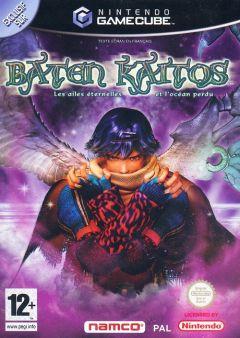 Jaquette de Baten Kaitos : Les ailes éternelles et l'océan perdu GameCube