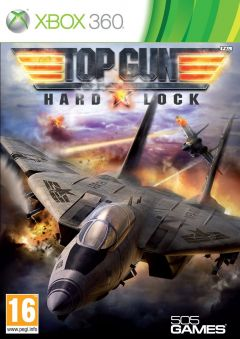 Jaquette de Top Gun : Hard Lock Xbox 360