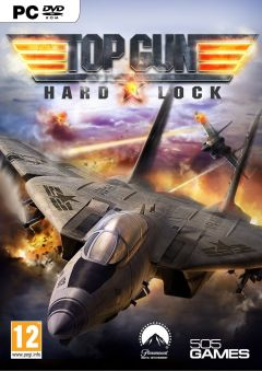 Jaquette de Top Gun : Hard Lock PC
