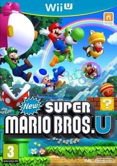 Jaquette de New Super Mario Bros. U Wii U