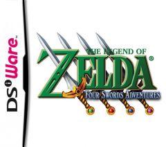 The Legend of Zelda : Four Swords Anniversary Edition (DSi)