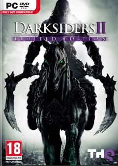 Jaquette de Darksiders II PC